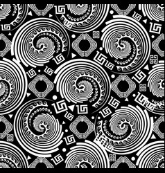 greek ornamental seamless pattern vector image