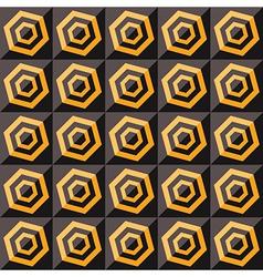 Retro vintage design pattern vector image vector image