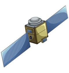 Satellite vector image vector image
