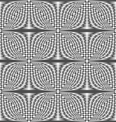 Abstract pattern seamless texture vector image vector image
