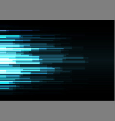 Blue overlap pixel speed abstract background vector