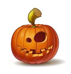 Pumpkins Funny 1 vector
