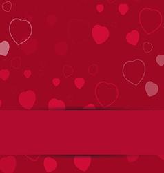 Valentine card1 vector
