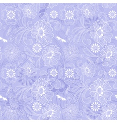 violet seamless background vector image vector image