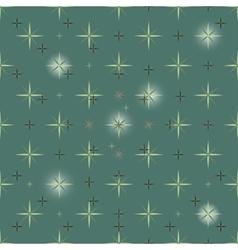 Christmas star background vector