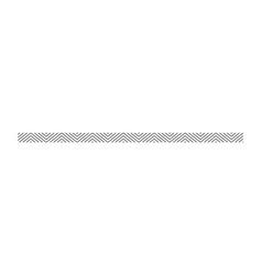 zigzag line page divider line graphic design vector image