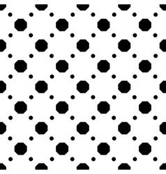 Polka dot geometric seamless pattern 3510 vector