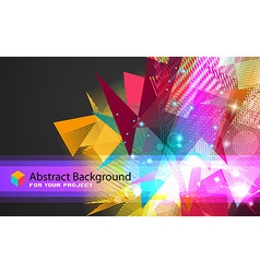 Abstract fantasy pattern for modern backgrounds vector image