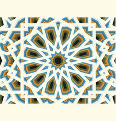 Abstract volumetric geometric vector
