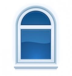 windowsill vector image