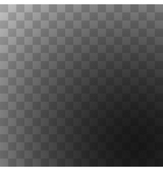 Editable background for transparency image vector image