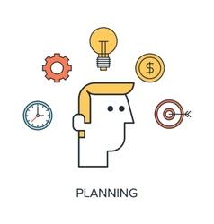 Planning vector