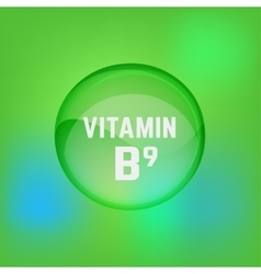 Vitamin B9 02 A vector
