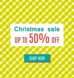 Xmas special sale vector