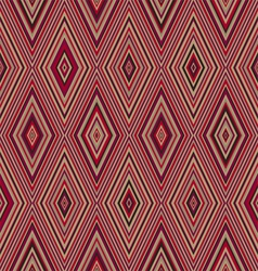 Colorful pattern with triangle and lines vector image vector image