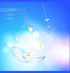 Science for medical design contact vector