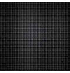 black texture vector image vector image