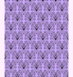 decorative openwork pattern vector image