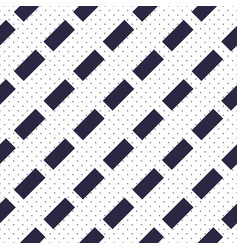 Minimal dashed lines seamless pattern with small vector