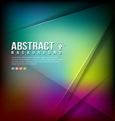 Colorful Abstract business background design vector