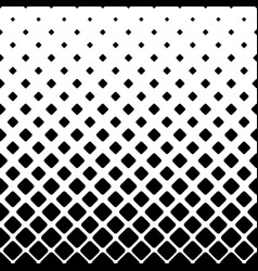 Monochrome square pattern background - geometric vector