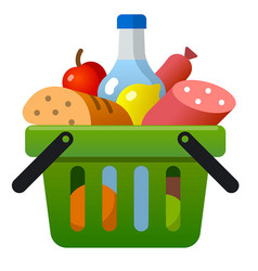 Food products icon vector