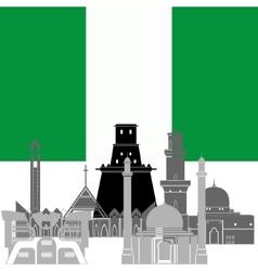 Nigeria vector