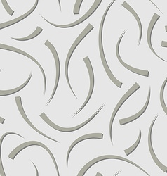 Gray seamless pattern with spikes vector