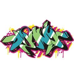 Graffito - many vector
