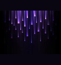 Purple overlap pixel speed abstract background vector