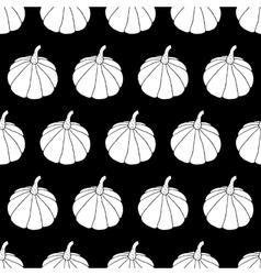 Monochrome autumn background vector