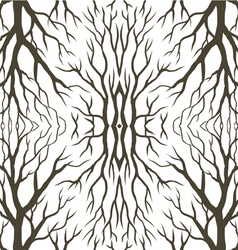 root vector image