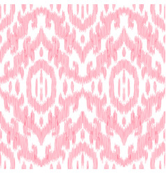 moroccan seamless pattern vector image