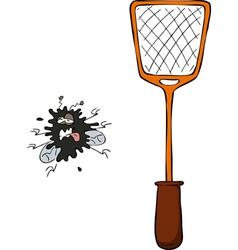 swatter vector image