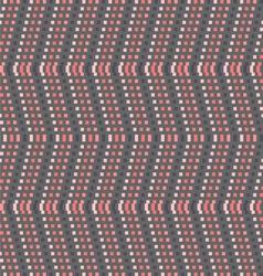 Zigzag motif - background vector image