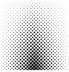 Monochrome square pattern background - vector