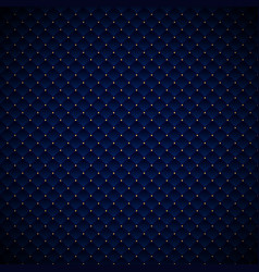 Abstract luxury blue geometric squares pattern vector