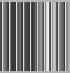 aluminum silver stripe texture background vector image