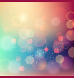 soft colored abstract background for design vector image