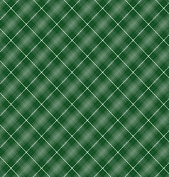 Seamless cross green shading diagonal pattern vector