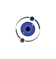 family eye care vector image