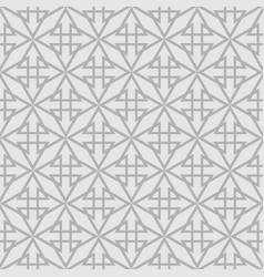 Tile grey pattern vector