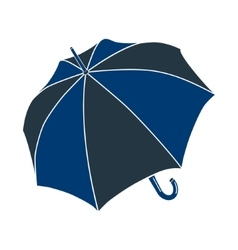 umbrella rain awning vector image