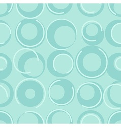 60s inspired pattern vector image