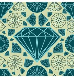 Diamonds seamless 02 vector