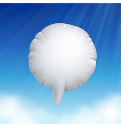 air bubble vector image