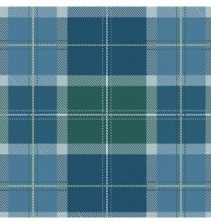 textured vector Scottish tart vector image vector image