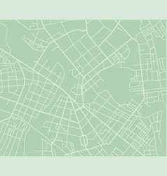 green map vector image