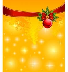 Christmas vector vector image