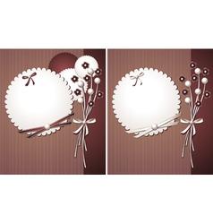 pearl design vector image